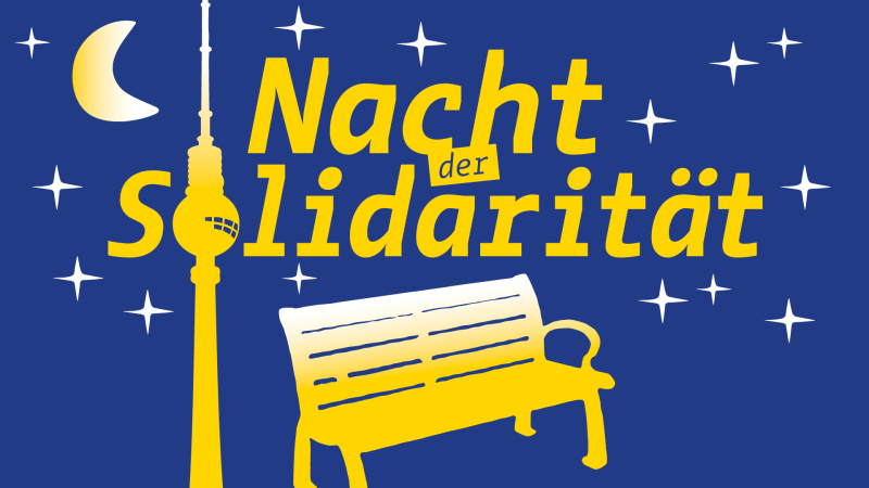 Nacht der Solidarität